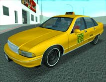 Chevrolet Caprice Taxi
