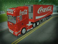 Scania Truck and Trailerpack