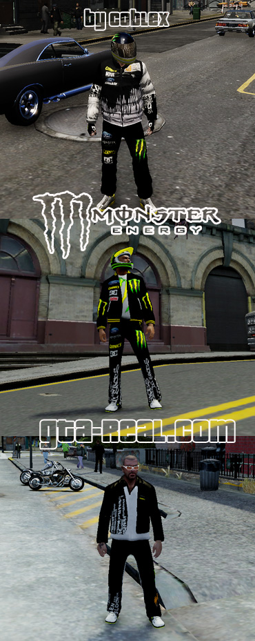 Monster Energy Clothes