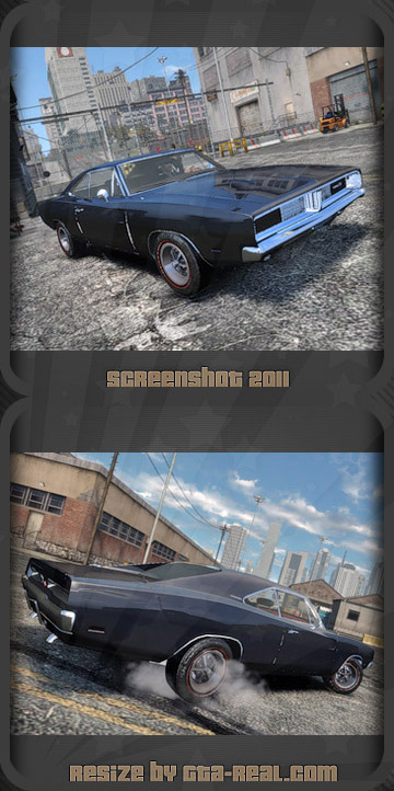 Dodge Charger R/T 1969 [EPM]