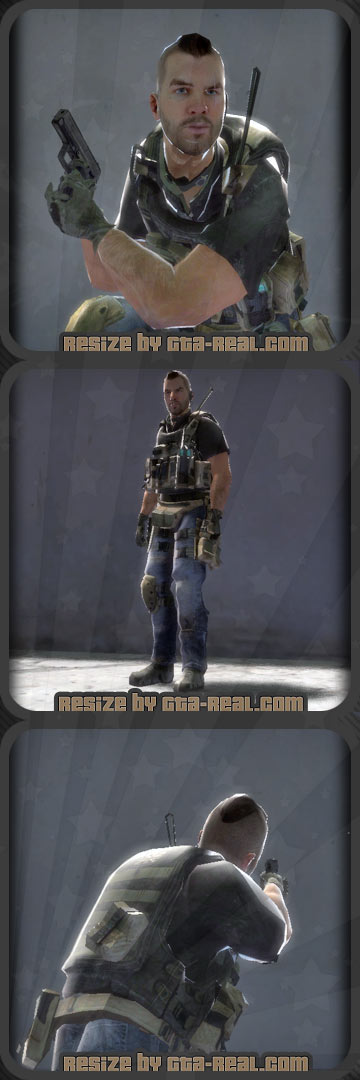 Soap (Call Of Duty: MW2)