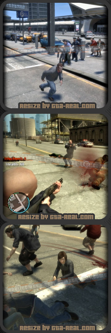 Outbreak: Infectious Zombie Mod