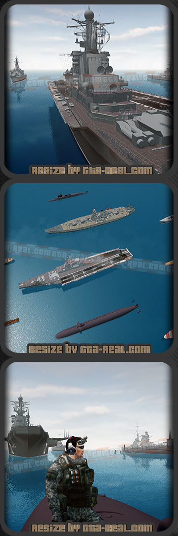 Seafleet: Warships