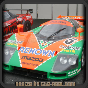 Mazda 787B Engine Sound