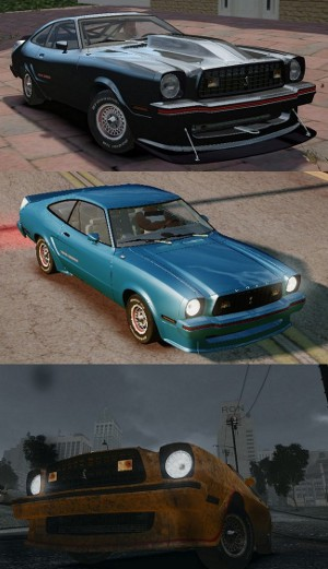 Ford Mustang King Cobra 1978 [EPM]