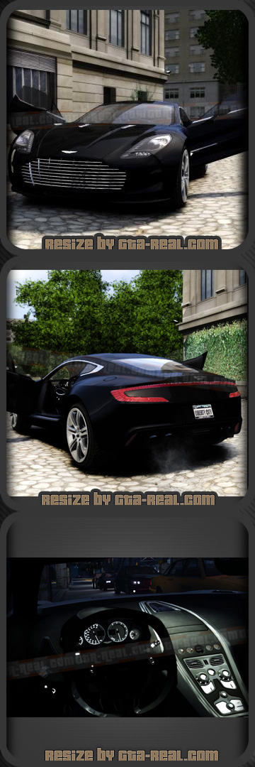 Aston Martin One-77 [EPM] [RIV]