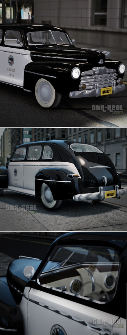 Ford Police Special 1947