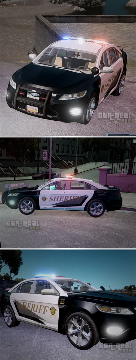 Ford Taurus Sheriff