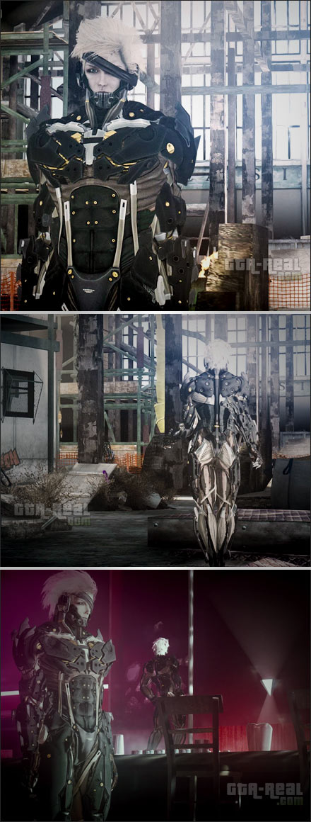 Райден (Metal Gear Solid Rising)