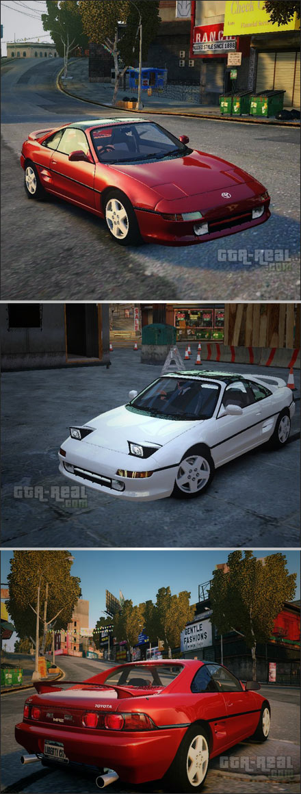 Toyota MR2 GT [EPM]