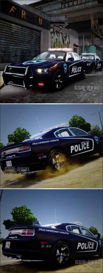 Dodge Charger R/T Hemi Police