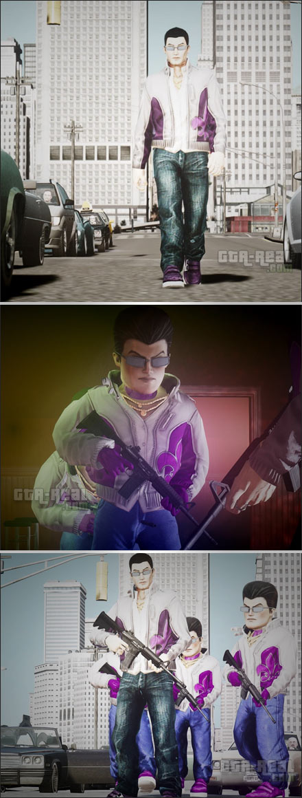 Джонни Гэт (Saints Row)