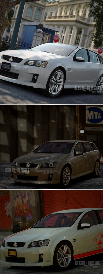 Holden VE Commodore Sportwagon SS