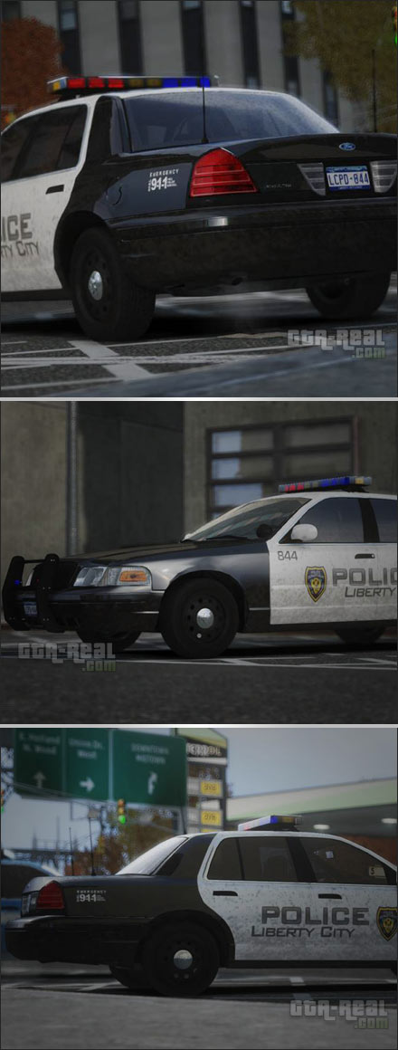 Ford Crown Victoria Police 2006