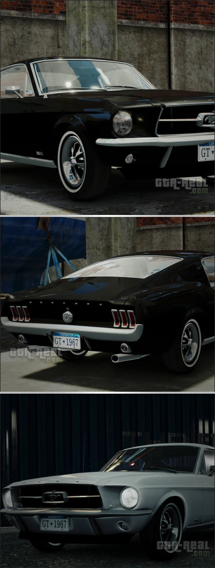 Ford Mustang 1964 Classic