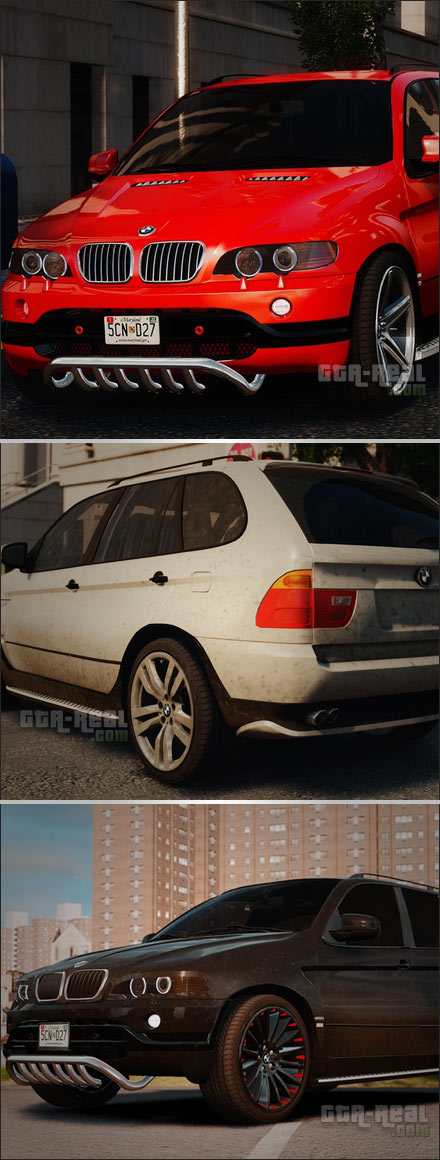 BMW X5 4iS