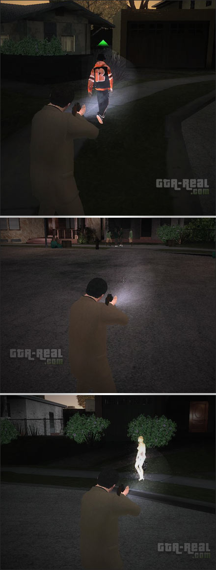 Light Gun GTA 5