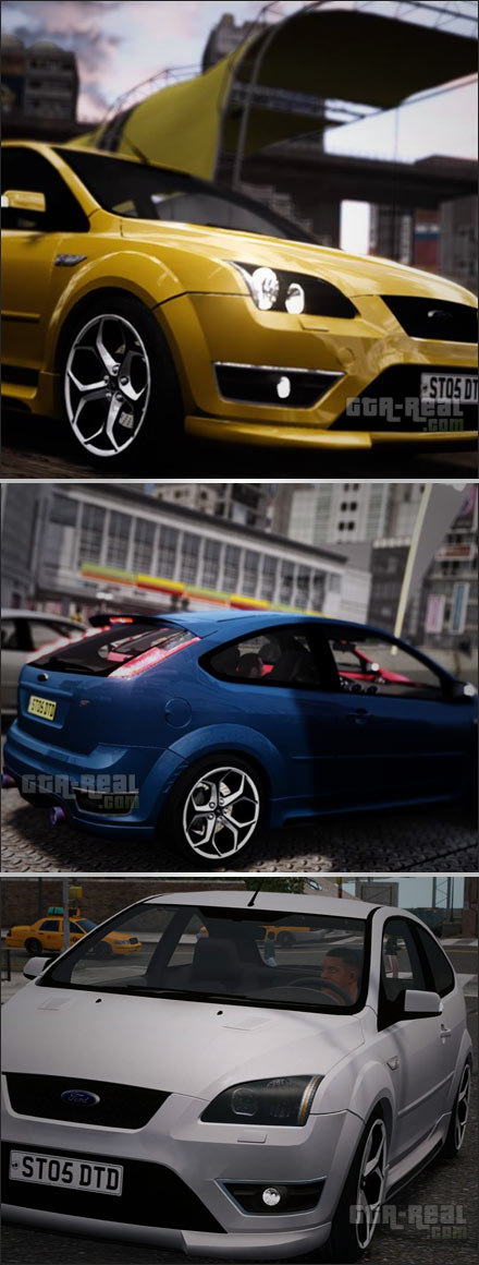 Ford Focus ST Reiger Edition