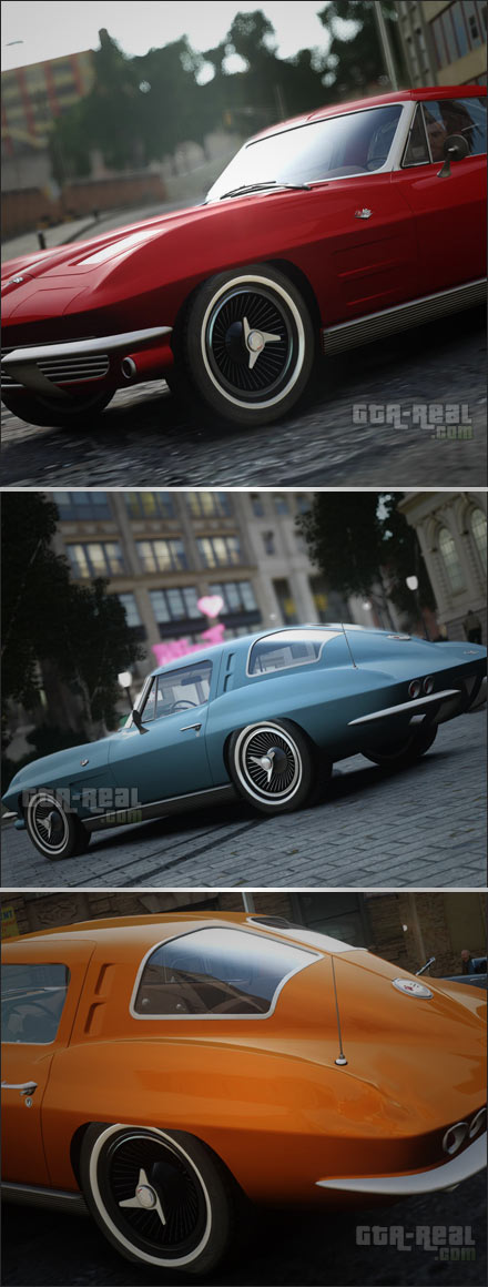 Chevrolet Corvette Stingray 1963
