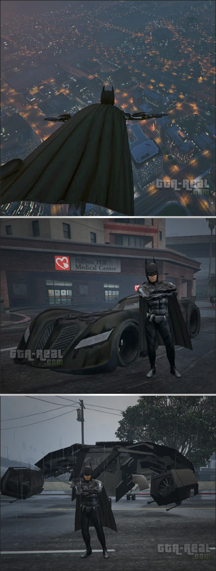 Project Batman