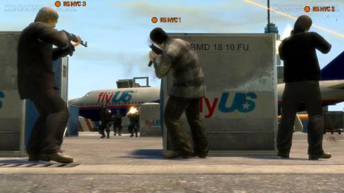 Multuplayer GTA 4 217