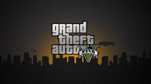 Grand Theft Auto 5.
