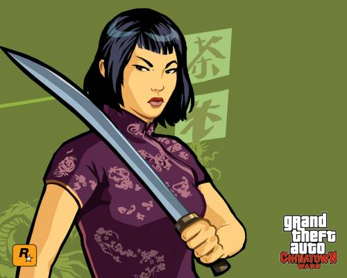 Лин из GTA Chinatown Wars