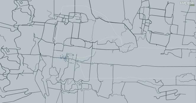 Карта Северного Янктона