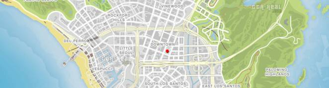Карта миссий Барри (Агитатор) в GTA 5